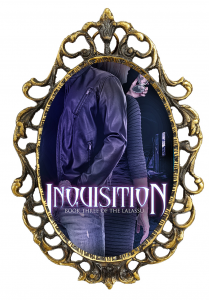 Mirror with Inquisition book cover